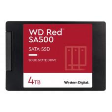 WD Red SA500 NAS SATA SSD 4TB