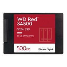 WD Red SA500 NAS SATA SSD 500GB